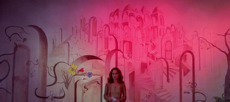 Architecture in Horror Movies -Suspiria