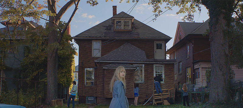 It Follows -Sparc Design - Haunted Houses