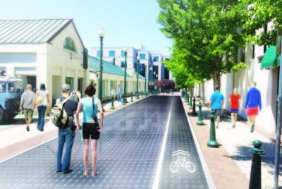 Solar Road Blog